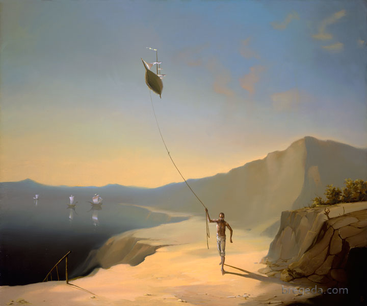 Victor Bregeda, High Hopes