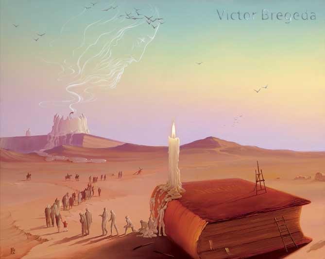 Victor Bregeda, Revelation