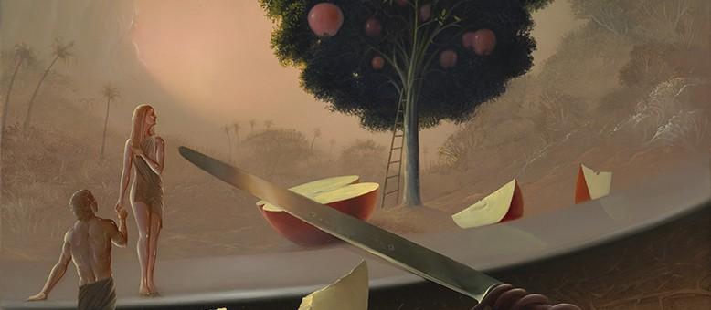 Victor Bregeda - Leaving Eden
