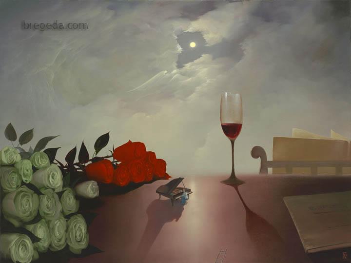 Victor Bregeda, Moonlight Sonata