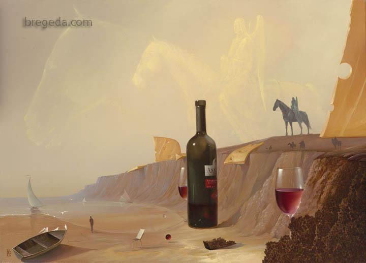 Victor Bregeda, Taste Of Inspiration