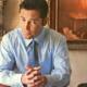 """Oscar De La Hoya with """"Eucharist"""""""