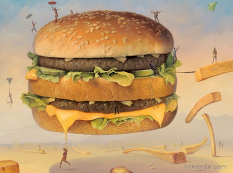 Victor Bregeda, Big Mac
