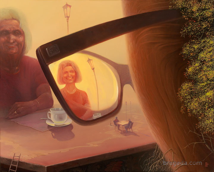 Victor Bregeda, Eye of the Beholder