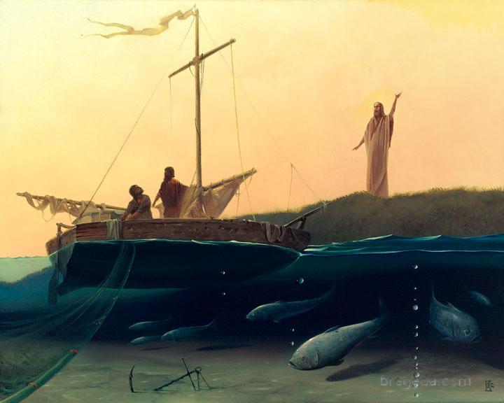 Victor Bregeda, Fishers of Men