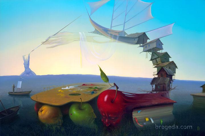 Victor Bregeda, Fruits of Creation