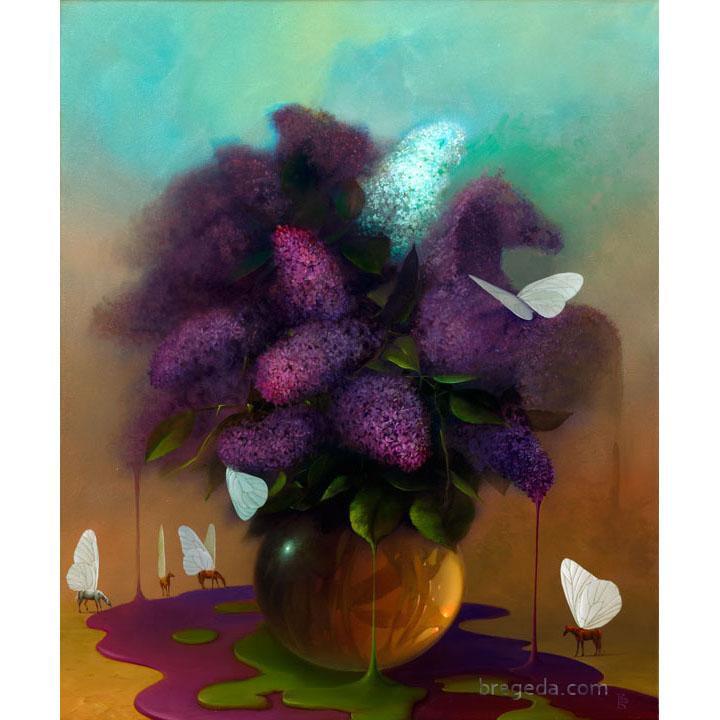 Victor Bregeda, Lavender Dreams