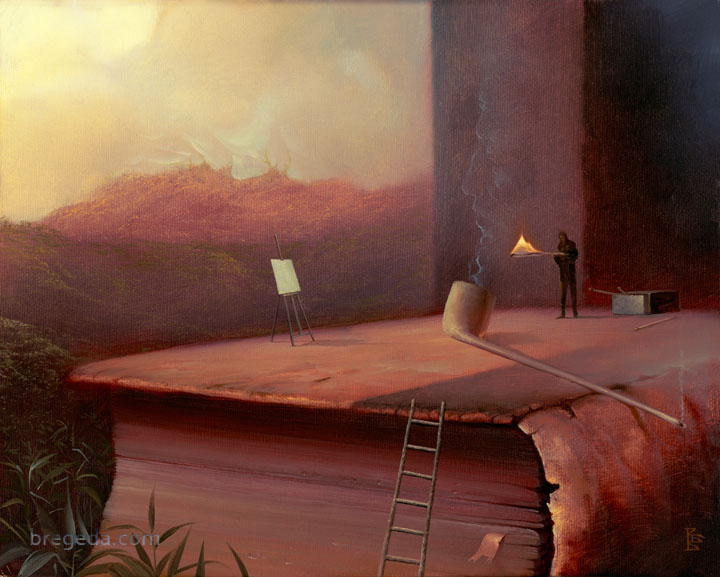 Victor Bregeda, Practice of Consciousness