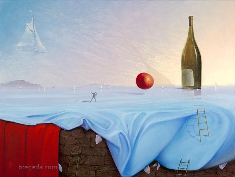 Victor Bregeda, Still Life Flight