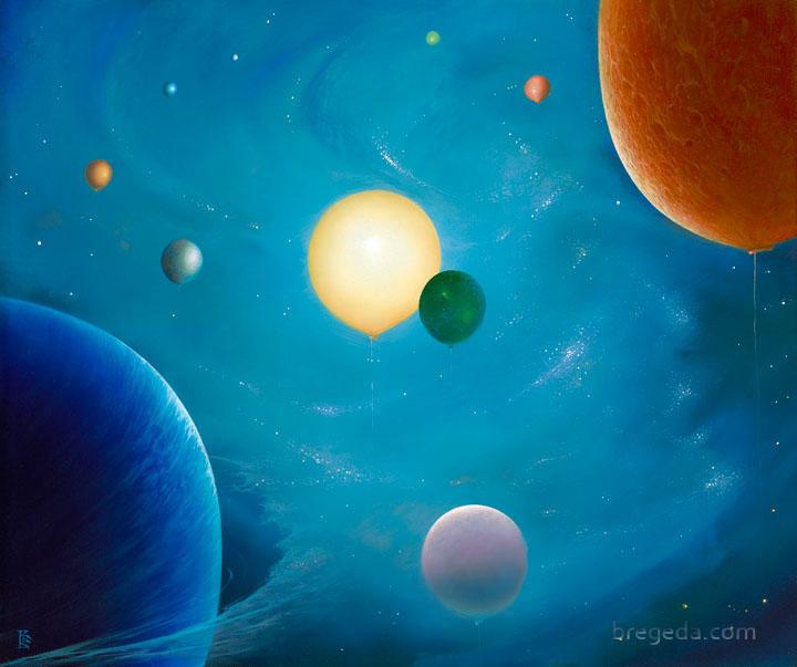 Victor Bregeda, The Universe