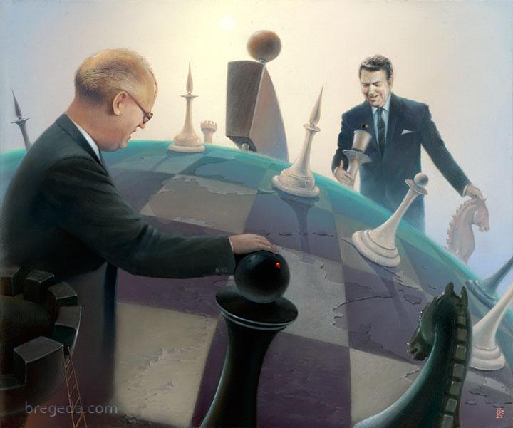 Victor Bregeda, World Chess