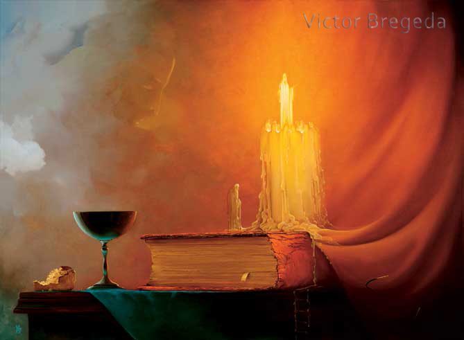 Victor Bregeda, Communion
