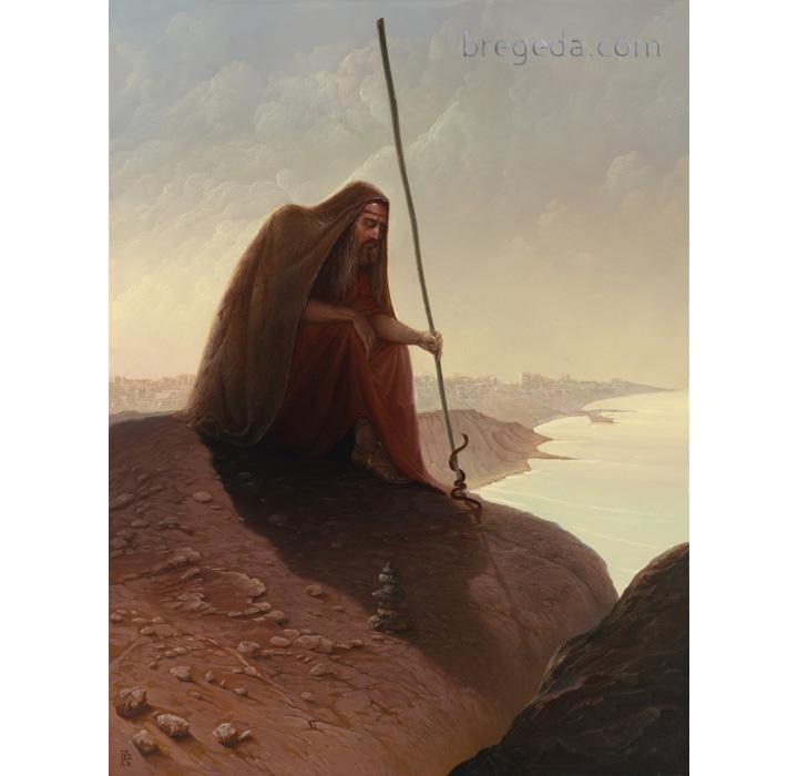 Victor Bregeda - Temptation of Christ